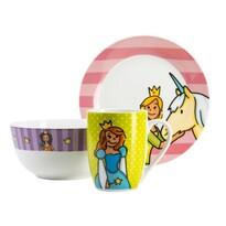 Mäser 3-dielna detská súprava Princezná