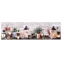 """Bieżnik świąteczny """"Światełka"""", 40 x 140 cm"""