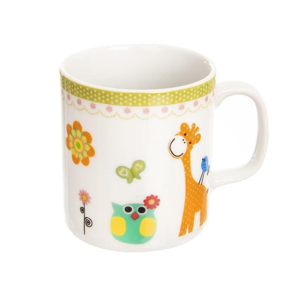 Orion Detský hrnček Žirafa, 225 ml