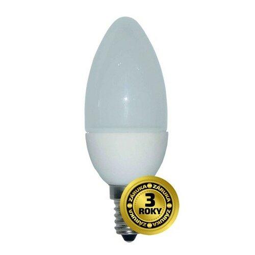Solight LED žárovka Svíčka 6W, 4000K