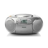 Philips AZ127/12 prenosný rádiomagnetofón, 30 x 24 x 13,3 cm
