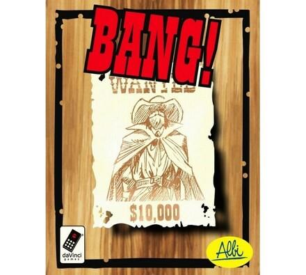 Hra Bang! Albi