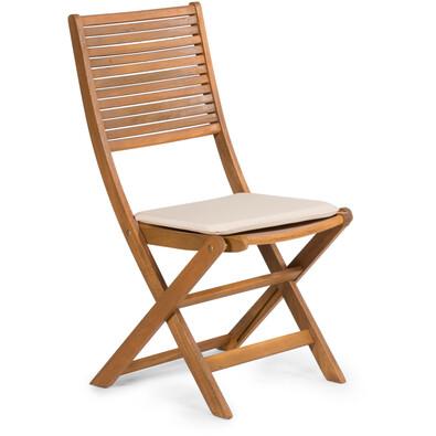 Fieldmann FDZN 9019 podsedák židle krémová
