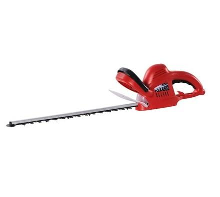 Elektrické nůžky na živý plot Matrix HT 501/510 E, červená