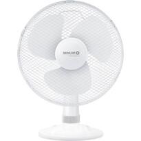 Sencor SFE 3027WH stolní ventilátor, bílá