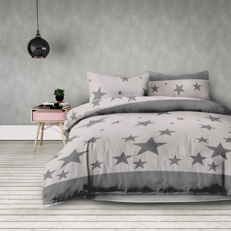 DecoKing Obliečky Stardust, 140 x 200 cm, 70 x 90 cm