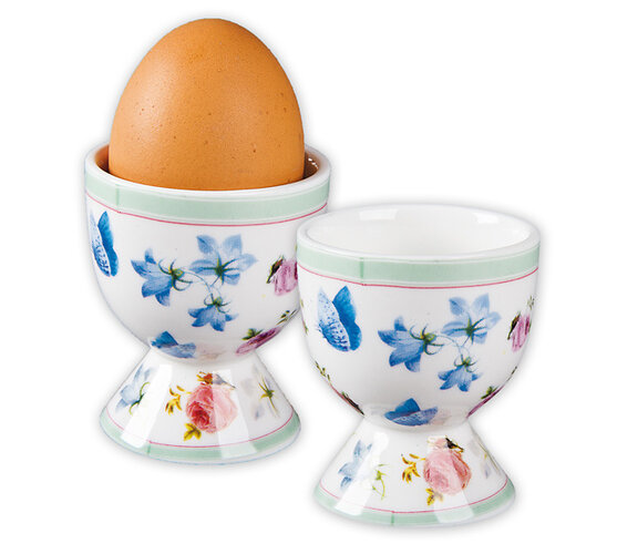 Keramické stojánky na vajíčka