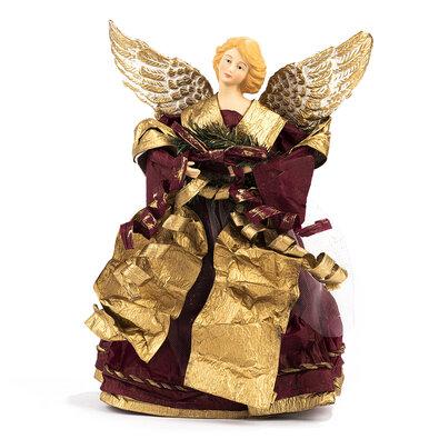 Vianočný krepový anjel, 30 cm