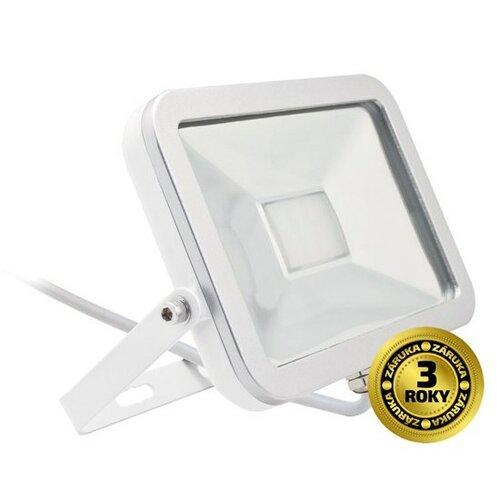 Solight LED reflektor ultra tenký, 20W, 1300lm, AC 230V, bielo-strieborná