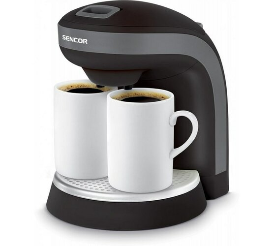 Sencor SCE 2000BK kompaktný kávovar