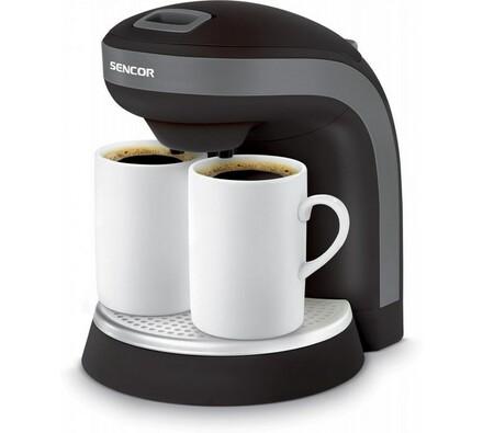 Sencor SCE 2000BK kompakt kávéfőző