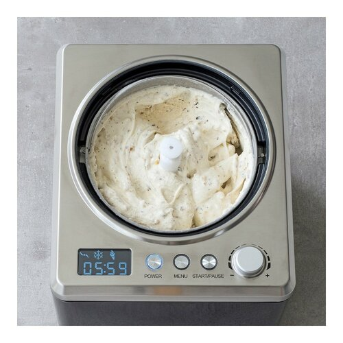 Boretti B101 zmrzlinovač s kompresorom, červená