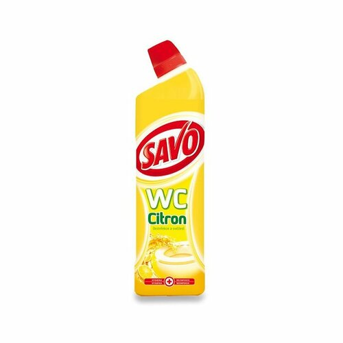 Savo WC čistič Citron 750 ml