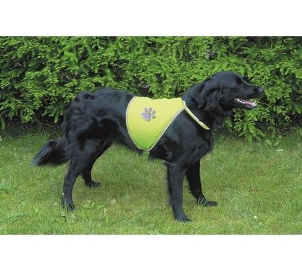 Reflexní vesta bezpečnostní Trixie, XL