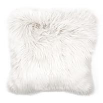 Poszewka na poduszkę Claire biały, 45 x 45 cm