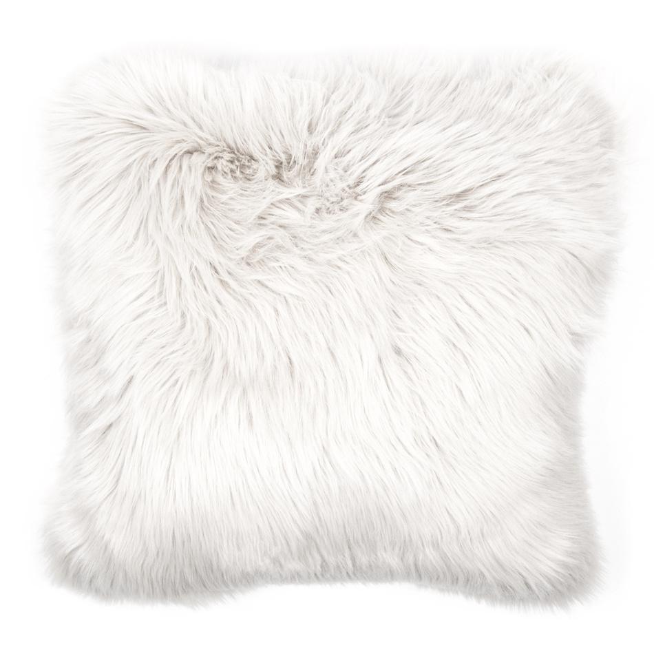 Bo-ma trading Povlak na polštářek Claire bílá, 45 x 45 cm