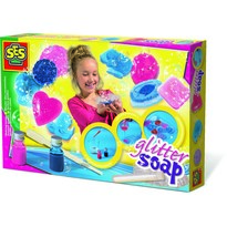 Ses Výroba farebných mydiel