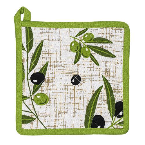 Olivy alátét, 20 x 20 cm