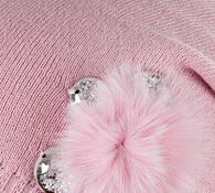 Dámská čepice Karpet 5161, růžová