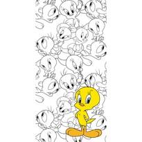 Ręcznik kąpielowy Tweety, 70 x 140 cm