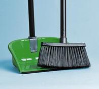 Smetáček a lopatka, zelená