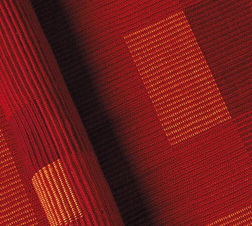 Bavlněné prostírání na stůl, tmavě červená
