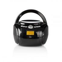 Radio portabil Nedis 9 W, negru