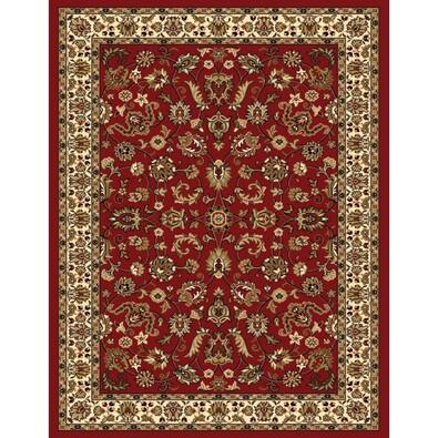 Kusový koberec Samira 12002 red, 60 x 110 cm