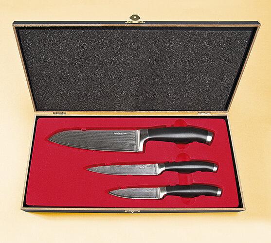Sada damaškových nožů