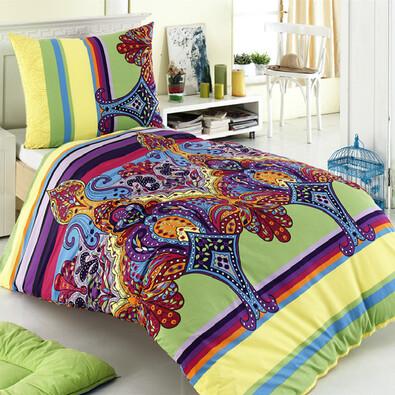 Bavlněné povlečení Orient, 220 x 200 cm, 2 ks 70 x 90 cm