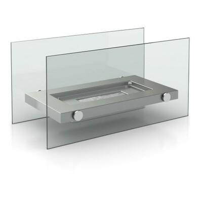 Biokrb stolní šedá, 34 x 16 x 17 cm