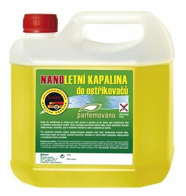 Letní kapalina nano-parfém, 3 l, Druchema, žlutá