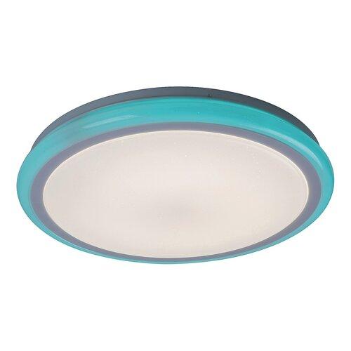 Rabalux 1510 Leonie Stropné LED svietidlo biela, pr. 40 cm