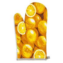 Narancs edényfogó, 28 x 18 cm