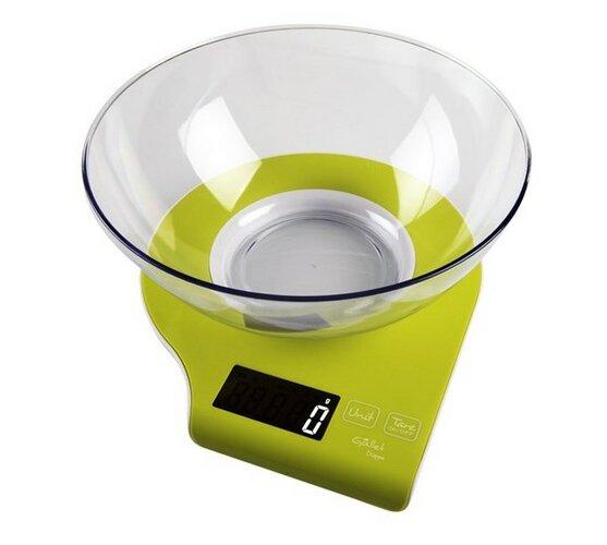 Gallet BAC 837 G kuchyňská váha