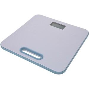 Osobní váha Weigh, světle modrá
