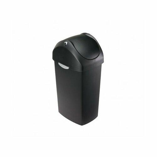 Simplehuman Odpadkový koš, 40 l, černá