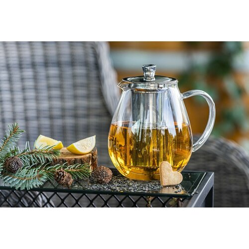 4Home Konvice na čaj Tea time Hot&Cool, 1,2 l