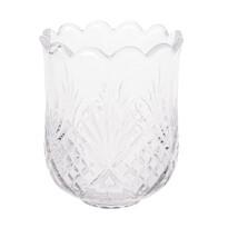 Świecznik szklany Venray, 8,5 cm