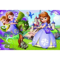 Puzzle Trefl Prințesa Sofia I, 60 piese