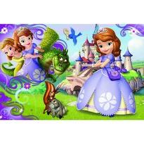 Trefl Puzzle Princezná Sofia Prvá, 60 dielikov