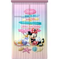 Minnie gyerek függöny, 140 x 245 cm