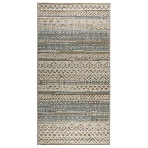 Kusový koberec Star modrá, 120 x 170 cm