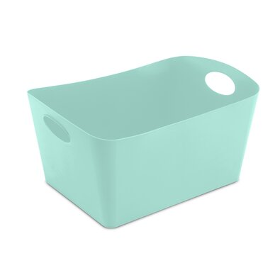 Koziol Úložný box Boxxx světle zelená, 15 l