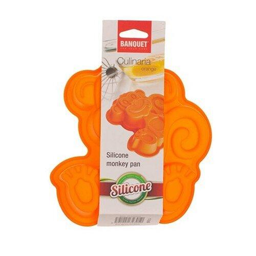 Banquet Culinaria Orange silikónová forma opice