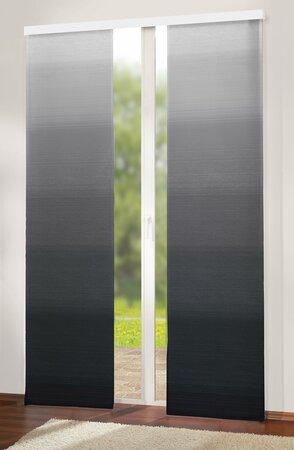 Japonská stěna Darking šedá, 50 x 245 cm