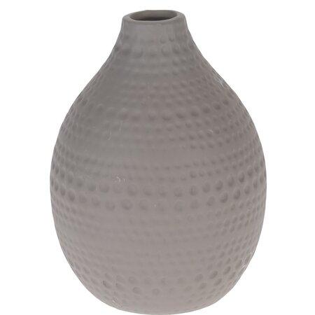 Koopman Vază ceramică Asuan maro, 17,5 cm